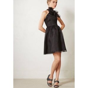 Alexandra Grecco from Anthropology Black Dress